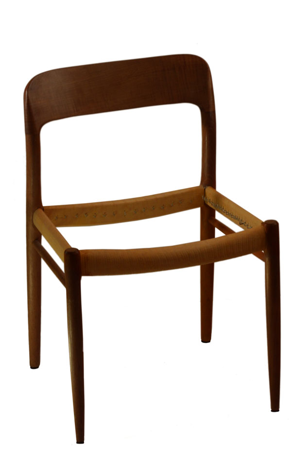 Papierschnur Daenisches Geflecht-Stuhl Reparatur Flechtarbeiten